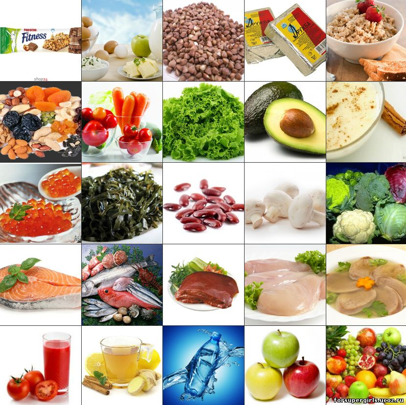 рациональное питание как компонент здорового образа жизни